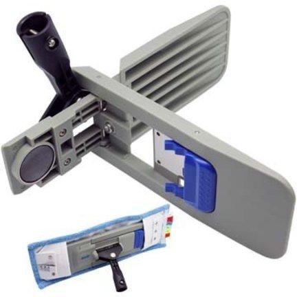 Pocket vlakmop-systeem Magik met sterke magneetsluiting