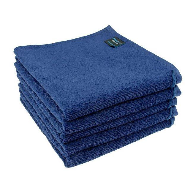 Handdoek Marineblauw
