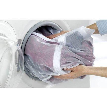 Wasverzorging voor microvezelproducten en delicaat wasgoed