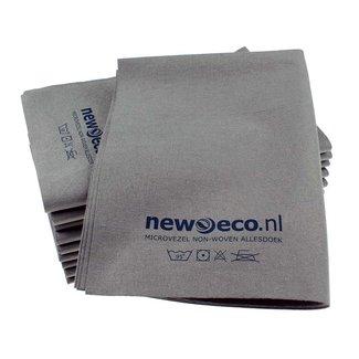 Non-woven microvezeldoek NT130 XL grijs