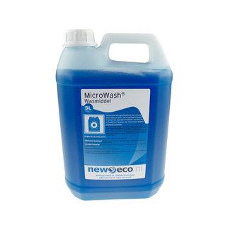 Microvezel wasmiddel professional 5l. can