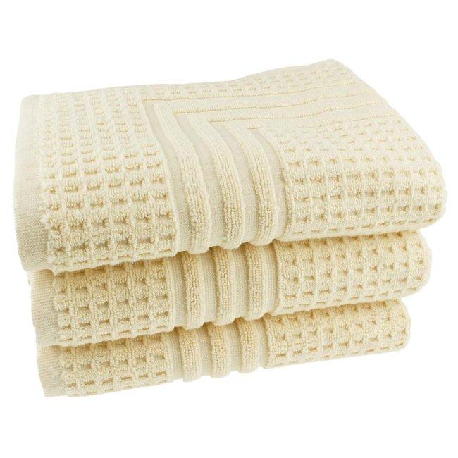 Hotel badmat crème 50x70 cm