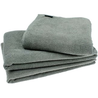 Massage handdoek 70x140cm grijs