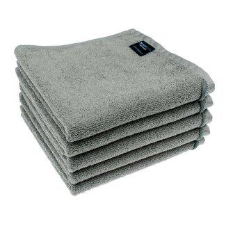 Massage handdoek 45x90cm grijs