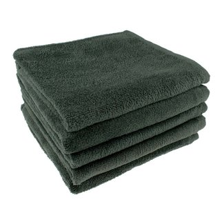 Massage handdoek 45x90cm Antraciet