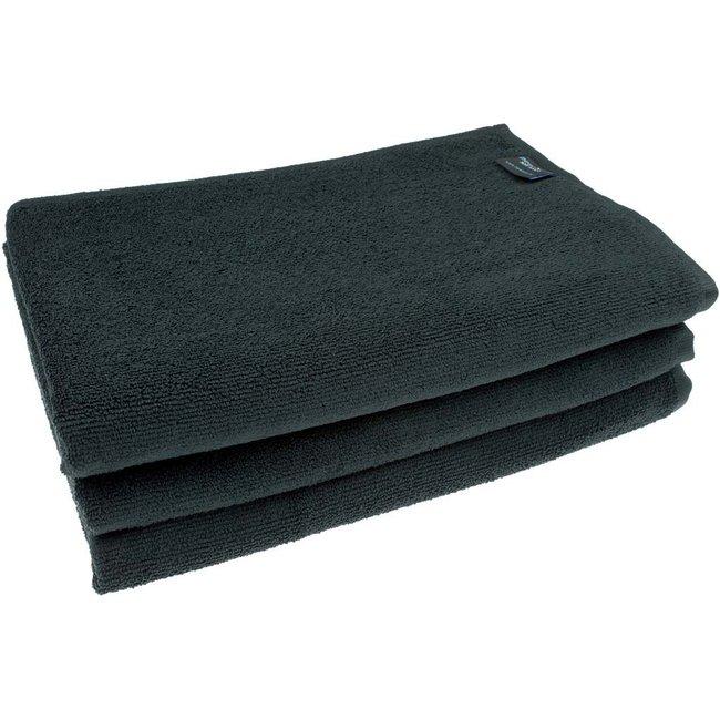 Massage Handdoek 70x140cm Zwart