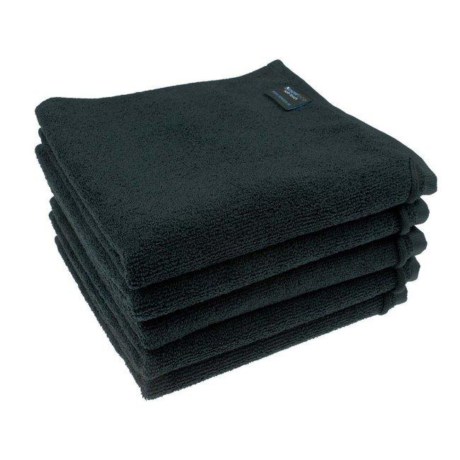 Massage handdoek 45x90cm Zwart