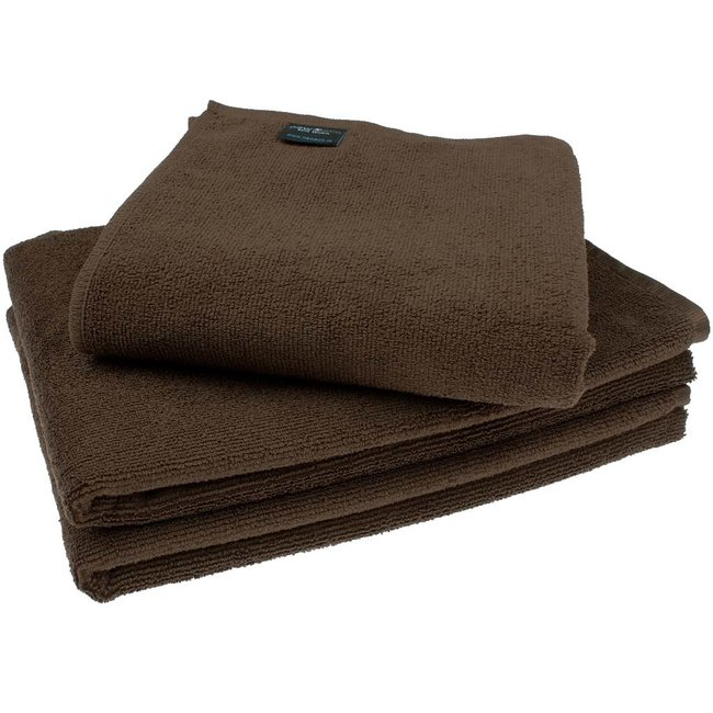 Massage Handdoek 70x140cm chocoladebruin
