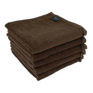 Massage handdoek 45x90cm chocoladebruin