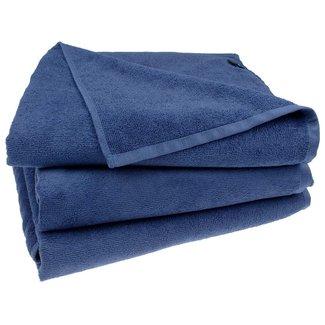 Massage handdoek 100x220cm Marineblauw