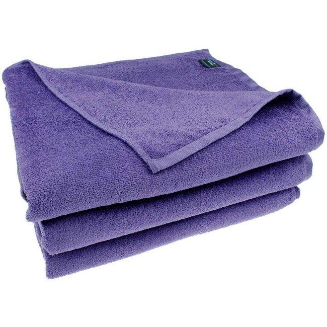 Massage handdoek 100x220cm Paars