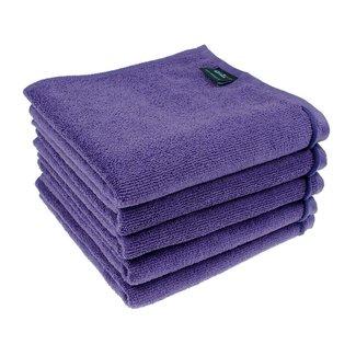 Massage handdoek 45x90cm Paars