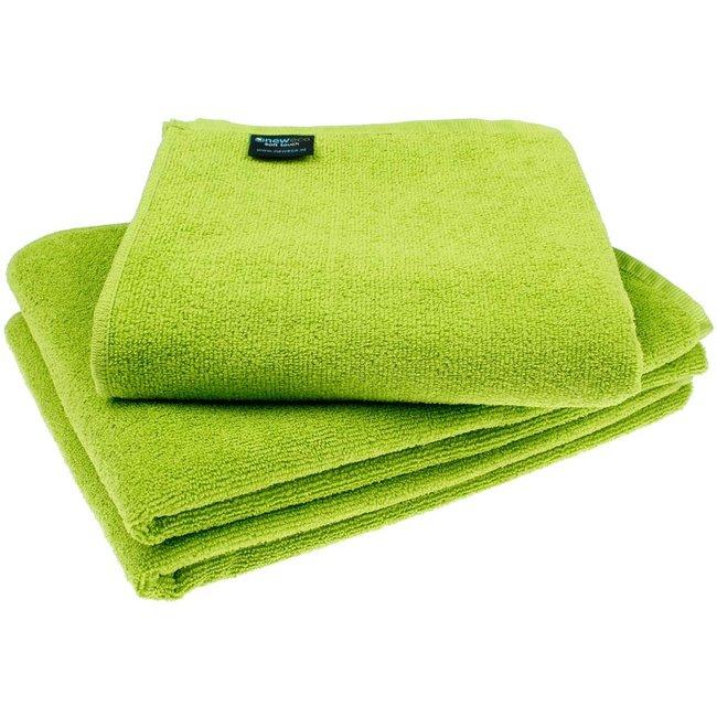 Massage Handdoek 70x140cm Appelgroen