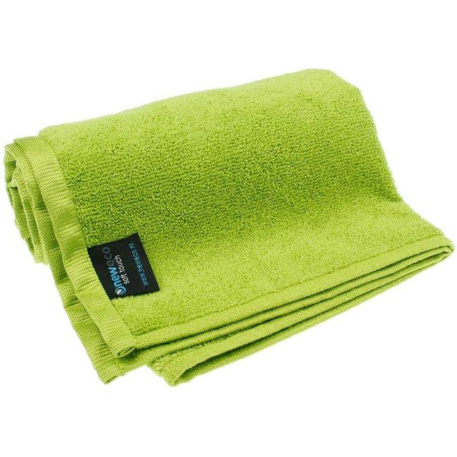 Massage handdoek 45x90cm Appelgroen