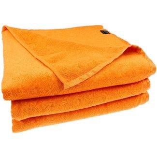 Massage handdoek 100x220cm Oranje