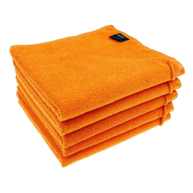 Massage handdoek 45x90cm Oranje
