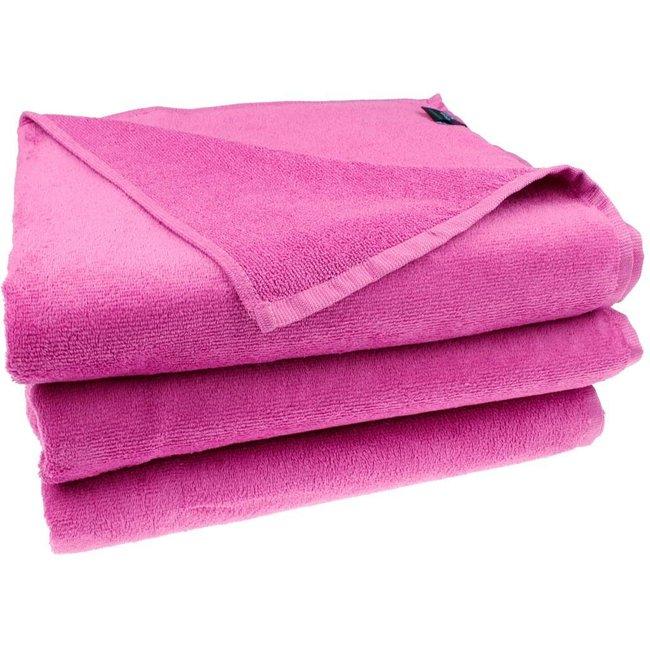 Massage handdoek 100x220cm Roze