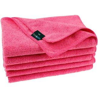 Microvezeldoek soft roze