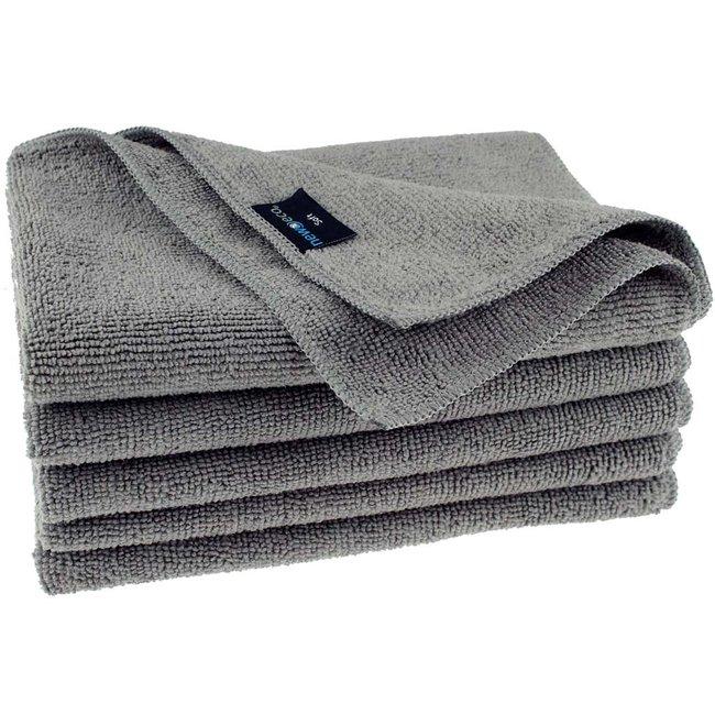 Microvezeldoek soft grijs