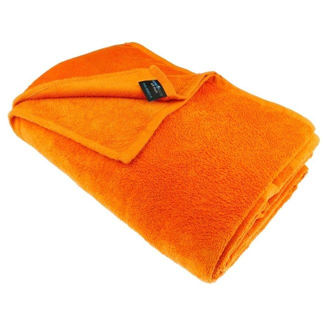 2 persoons strandlaken oranje