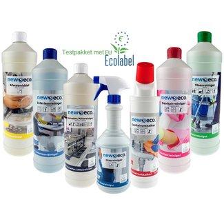 Testpakket Neweco® reinigingsmiddelen