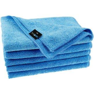 Microvezeldoek soft blauw