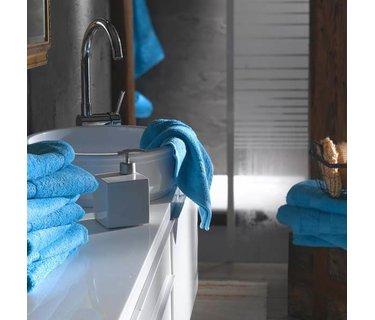 Hotelkwaliteit badtextiel van 100% biologisch katoen