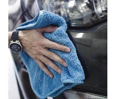 Microvezeldoeken en hulpmiddelen voor auto wassen