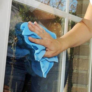 Microvezel ramendoeken en hulpmiddelen voor ramen wassen