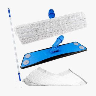 Disposable microvezel mopsysteem
