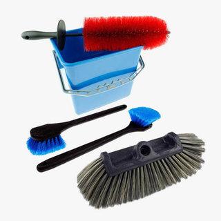 Autowasborstels voor een professionele reiniging