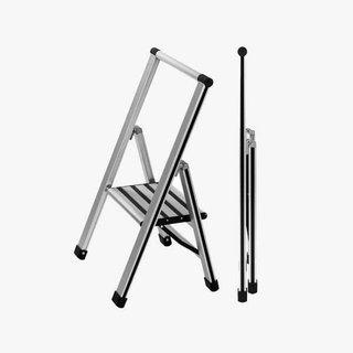 Design huishoudtrappen van aluminium 10 jaar garantie
