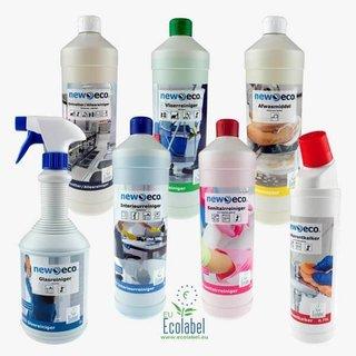 Reinigingsmiddelen met Europees Ecolabel