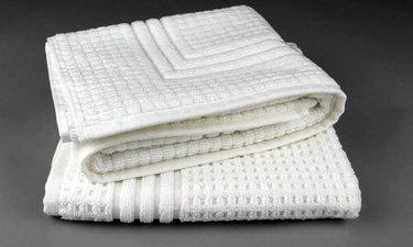 Hotel badmatten van biologisch katoen