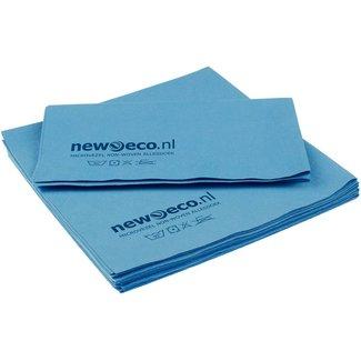 Non-woven microvezeldoeken blauw