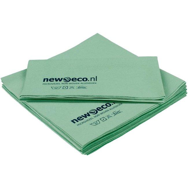 Non-woven microvezeldoek NT130 groen