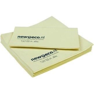 Non-woven microvezeldoek NT130 geel