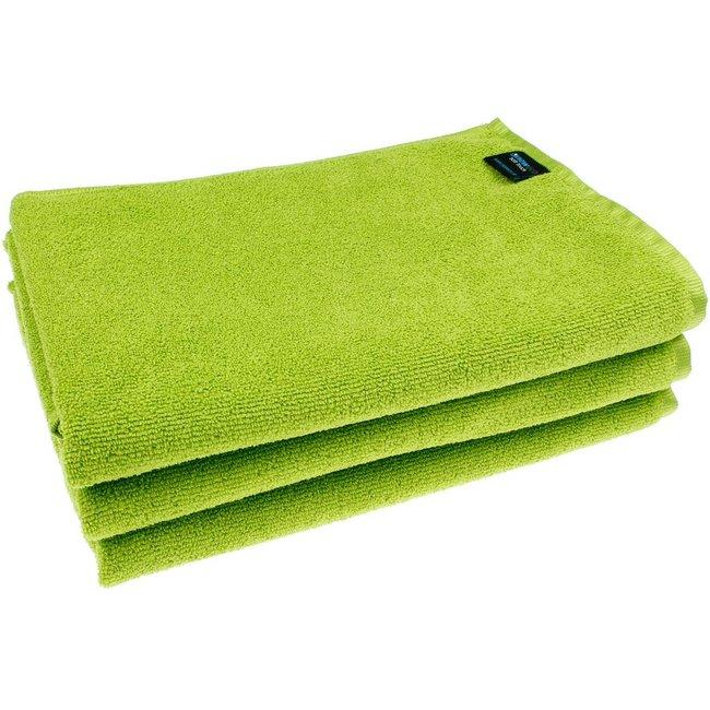Badhanddoek groen