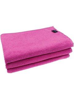 Badhanddoek roze