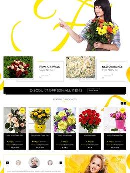 Paris FlowerShop