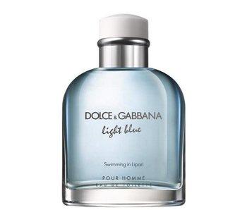 Dolce en Gabbana Light Blue Swimming in Lipari