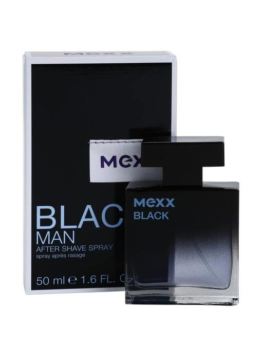 Mexx Black Man Aftershave