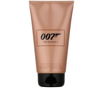 James Bond 007 for Woman BODY LOTION