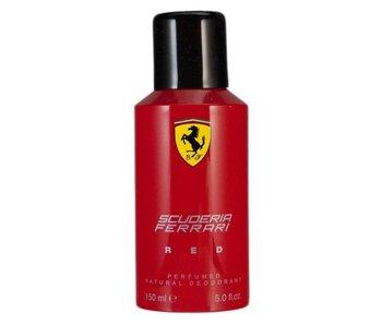 Ferrari Scuderia Red Deodorant
