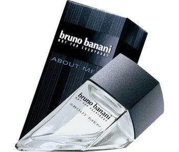 Bruno Banani About Men