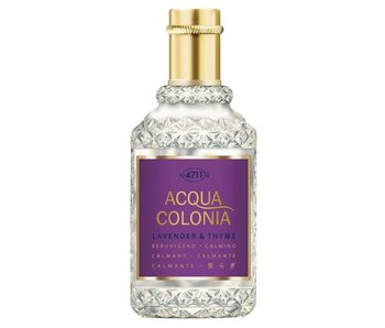 Acqua Colonia Lavender en Thyme Cologne