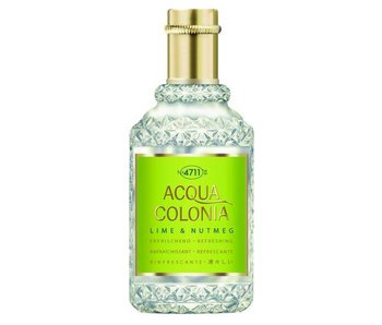 Acqua Colonia Lime en Nutmeg Cologne