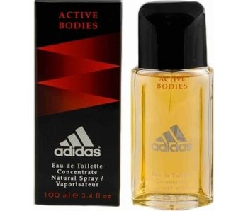 Adidas Active Bodies Concentrate Toilette
