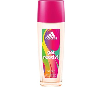 Adidas Get Ready For Her Deodorant