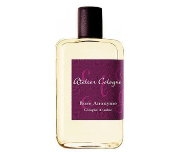 Atelier Cologne Rose Anonyme refillable travel Cologne